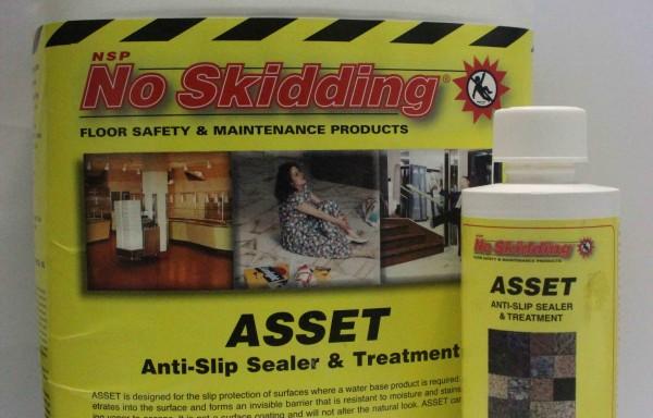 Asset Anti Slip Sealer & Treatment