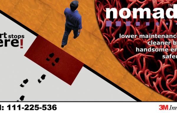 3M Nomad (Floor Matting Solution)